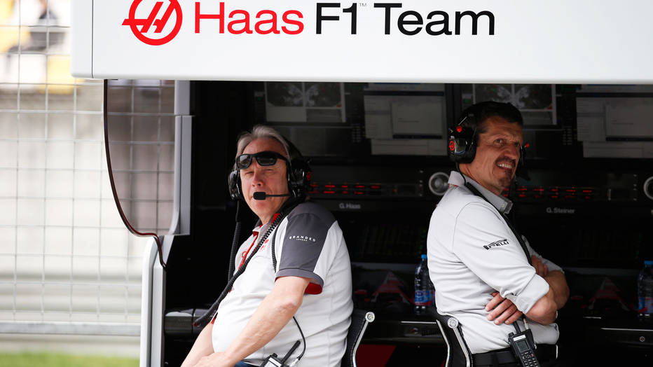 Haas F1 Haas F1 Team benefits from Ferrari