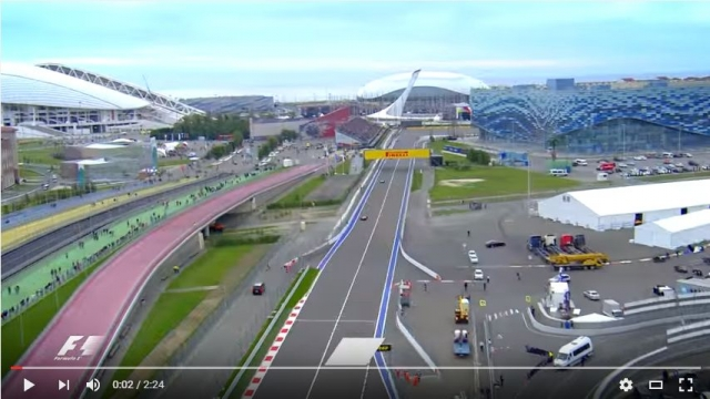 history of Russian grand prix