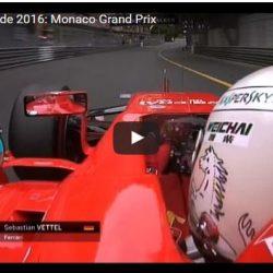 F1 Grand Prix Monaco 2016