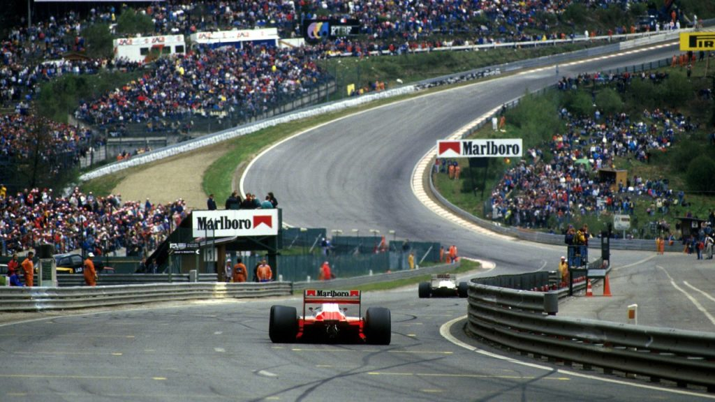 Belgian Grand Prix Spa-Francorchamps