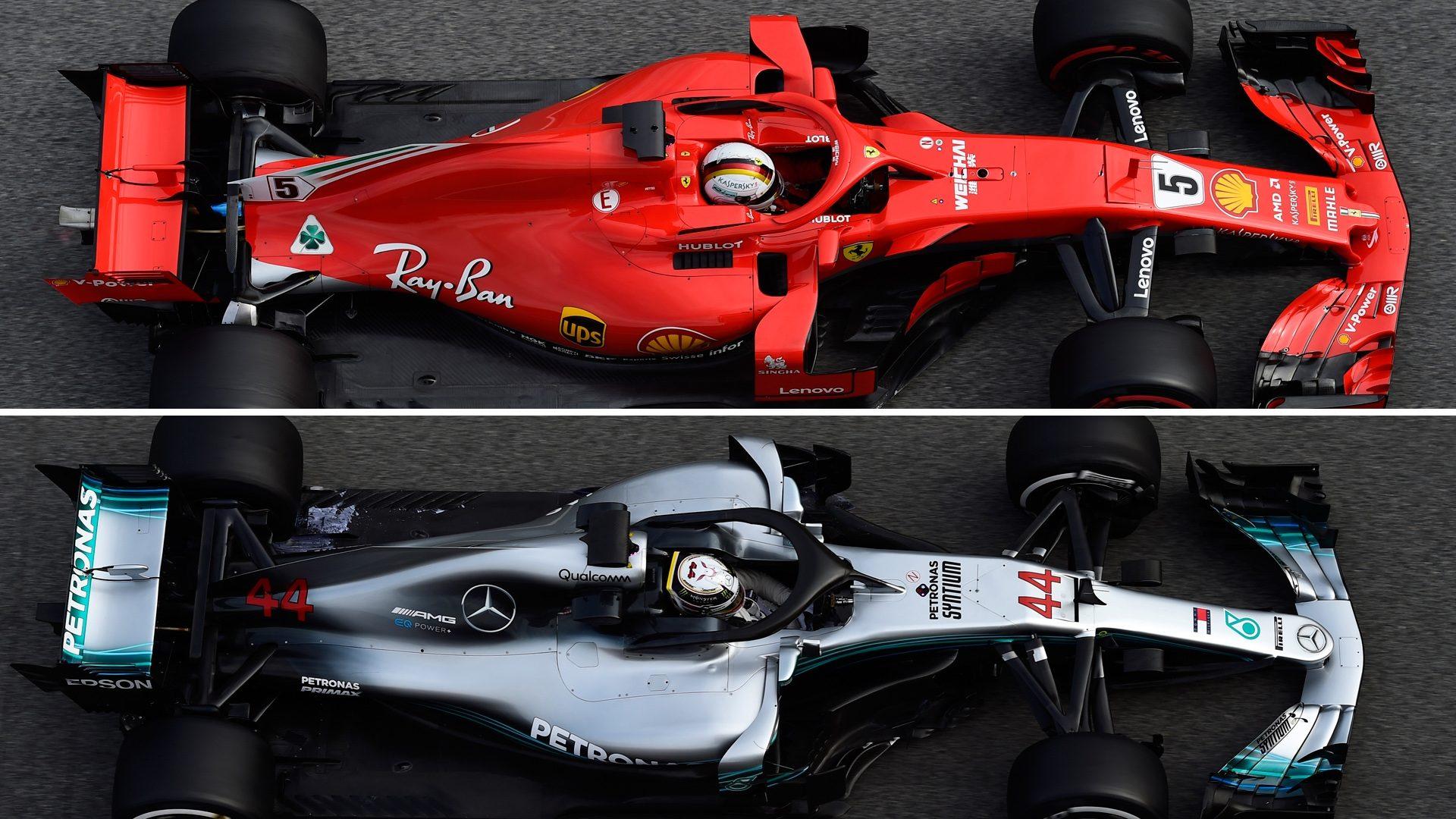 Charlie Whiting Wallpaper: Ferrari F1 Technical 2018